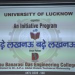 "An Initiative Program ""Padhe Lucknow Badhe Lucknow"" was organized in association with University of Lucknow"